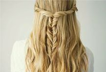 Lovely Locks / Try these pretty hairstyle ideas for little girls!