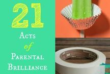 Parenting Hacks / These hacks are a lifesaver for busy moms and dads!