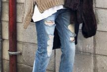 Fall/Winter Style Ideas / Fashion Inspirations for Fall and Winter