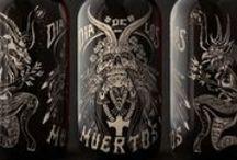 Spirits / Spirits label designs by Auston Design Group