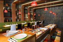 Restaurant / discover our latest restaurant projects in Turkey and Dubai/ #architecture #design #Atelier187 #atelier #lighting #Turkey #Istanbul #Dubai #contemporary #modern #urban #restaurant