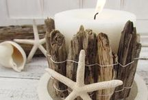 Candle Inspiration / Beautiful photos of candles, and clever decor and DIY ideas using candles.