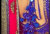 Tassles, Beads & Ties