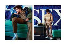 Lookbook / fashion lookbook styles