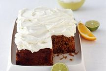 c∆rrot c∆kes / One of my favorite cake is the carrot cake. You find here a lot of recipes. Also raw, vegan and gluten-free.