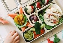 Lunch Box Love / Make lunchtime exciting with these smart tips and fun surprises!