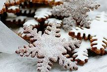 Festive Holiday Treats / Celebrate the season with these yummy, holiday-themed sweets and snacks.