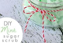 DIY Christmas Gift List / Tis the season for giving—and personalized, handmade gifts are the to receive.