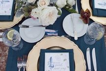Setting the Table / We love a good tablescape