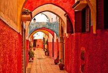 Voyages / Prochain séjour --> ParisLe Maroc --> Done