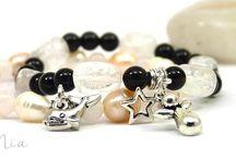 Nia ásvány / Nia gemstone jewelry / Ásványékszereim, ásványaim. My gemstone bracelets, earrings, and more...