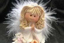 Fimo angel