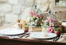 Flower and Centre Piece / Wedding Decoration