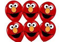 Elmo Party Ideas / Elmo Party Ideas