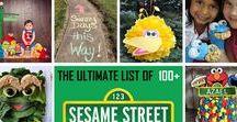 Sesame Street Party Ideas / Sesame Street Party Ideas
