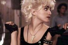 Madonna in the 80s