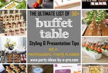Food Styling & Presentation