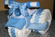 Party Ideas: Baby Shower / by Marsha Lasher