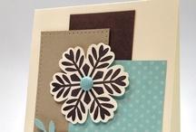 SU Bold Snowflake (R) & Blossom Punch / by Marsha Lasher