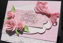 SU Beautiful Birthday (W) (R) / by Marsha Lasher