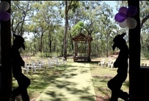 RINGERS REST FUNCTIONS VENUE / Set amongst the eucalypt bushland, Ringers Rest offers a venue that allows you to embrace nature right through from daybreak to nightfall...no four walls to close you in!