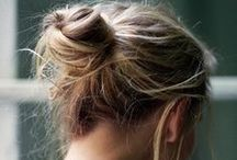 Hairstyles for photo shoots