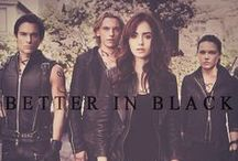 We Are Shadowhunters / The instruments of good.  / by The Mortal Instruments