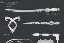 The Shadowhunter's Arsenal / A Shadowhunter's favorite toys... / by The Mortal Instruments