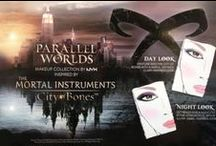 NYX  / A limited edition makeup collection inspired by The Mortal Instruments: City of Bones.  / by The Mortal Instruments