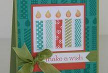 SU Birthday Candles (Wheel) (R) / by Marsha Lasher