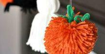Halloween ideas / Arts & crafts Halloween decorative/costume ideas