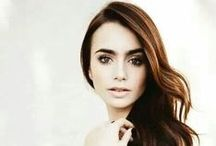 Lily Collins / Our favorite Lily looks. / by The Mortal Instruments