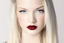 makeup    hair / by Beatriz Eiras