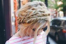 I ❤️ Cute Hair Styles