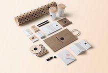 I ❤️ Visual Design // Brand Design