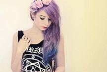 Pastel go†h & cuteness