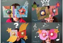 School activities - Crafts - Class management