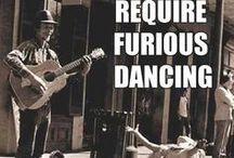 life makes me dance