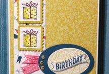 SU Best of Birthdays (R) / Best of 25 Years. / by Marsha Lasher