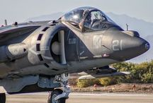 Harrier RAF