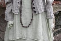 Beautiful clothes / These are saved to give you and I ideas for inspiration when repurposing old clothes.
