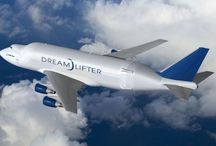 B 747 Dreamlifther