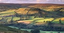 Touring Yorkshire / Exploring and staying in the Yorkshire Moors, Dales and northern Peak District