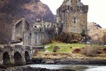 Touring Scotland / Beautiful places for hirers to visit and stay