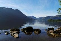 Touring the Lakes and the North West / Places for motorhome hirers to visit and stay