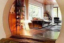 Sú casa, mí casa / Decorações, locais confortáveis, locais criativos / by Bruna Korb Lamin