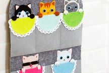 Cute Home Decorations / Add cute and functional designs to your home!