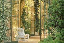 HOME | ORANGERIE greenhouse