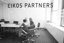 We are Eikos Partners / Corporate head shots and imagery