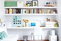Work spaces. / Creative workspaces that we love
